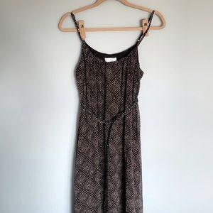 Jessica Simpson Maternity Maxi Dress - Small